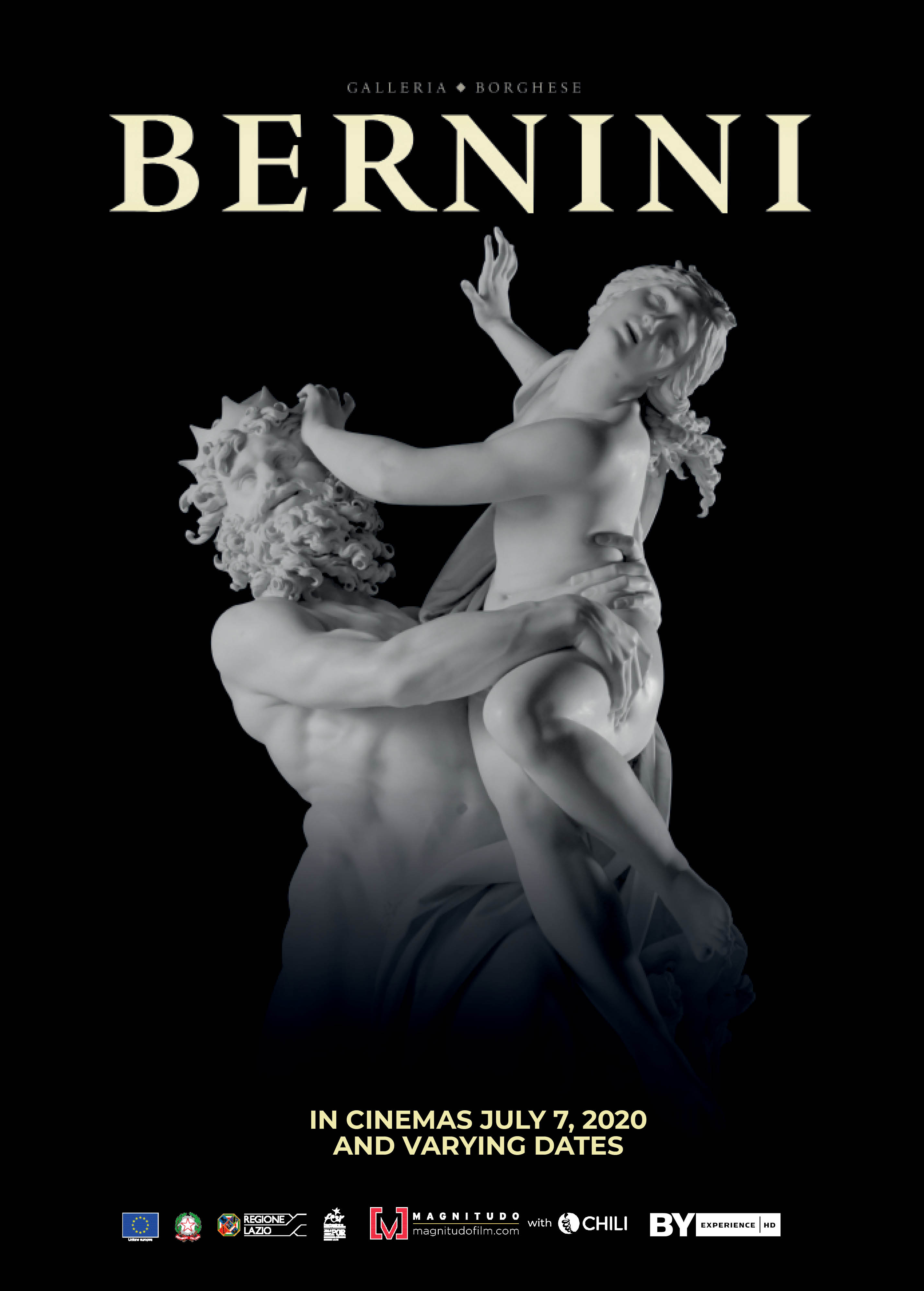 Bernini Poster