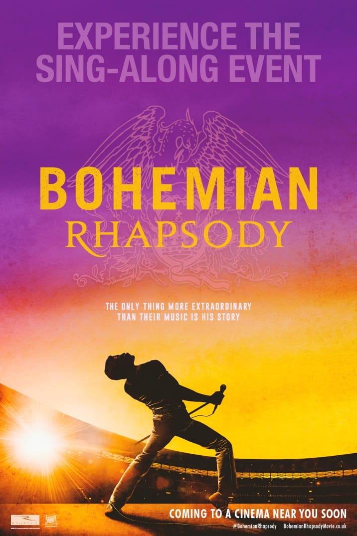 Bohemian Rhapsody - Sing Along Poster