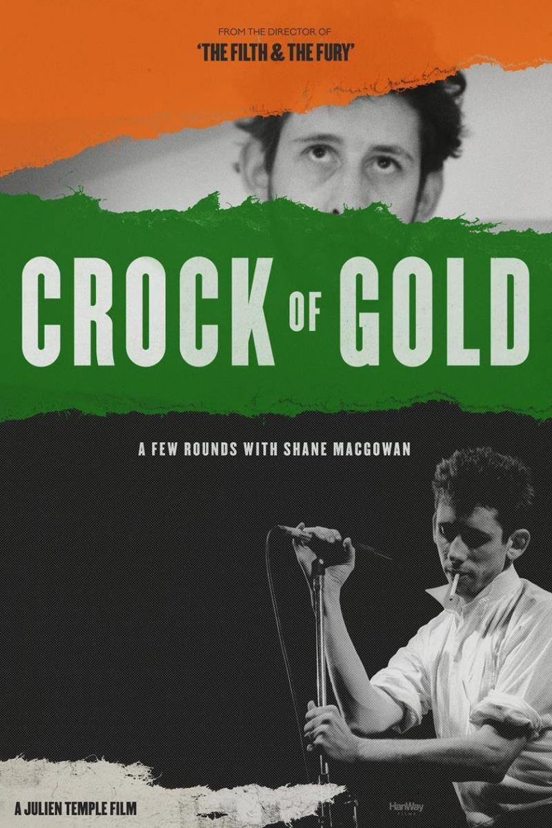 Crock of Gold - A Few Rounds with Shane MacGowen Poster