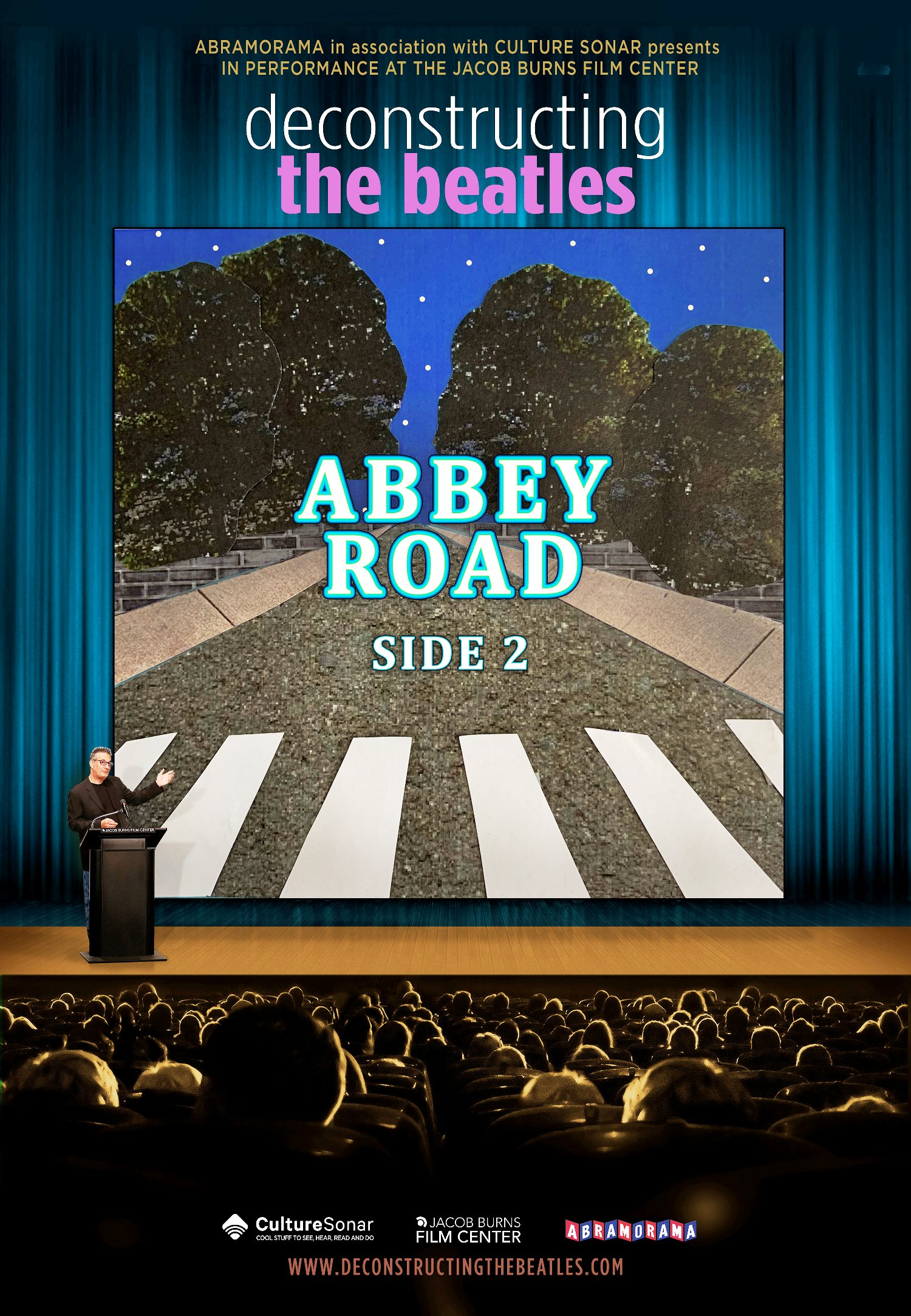 Deconstructing Abbey Road: Side Two Poster