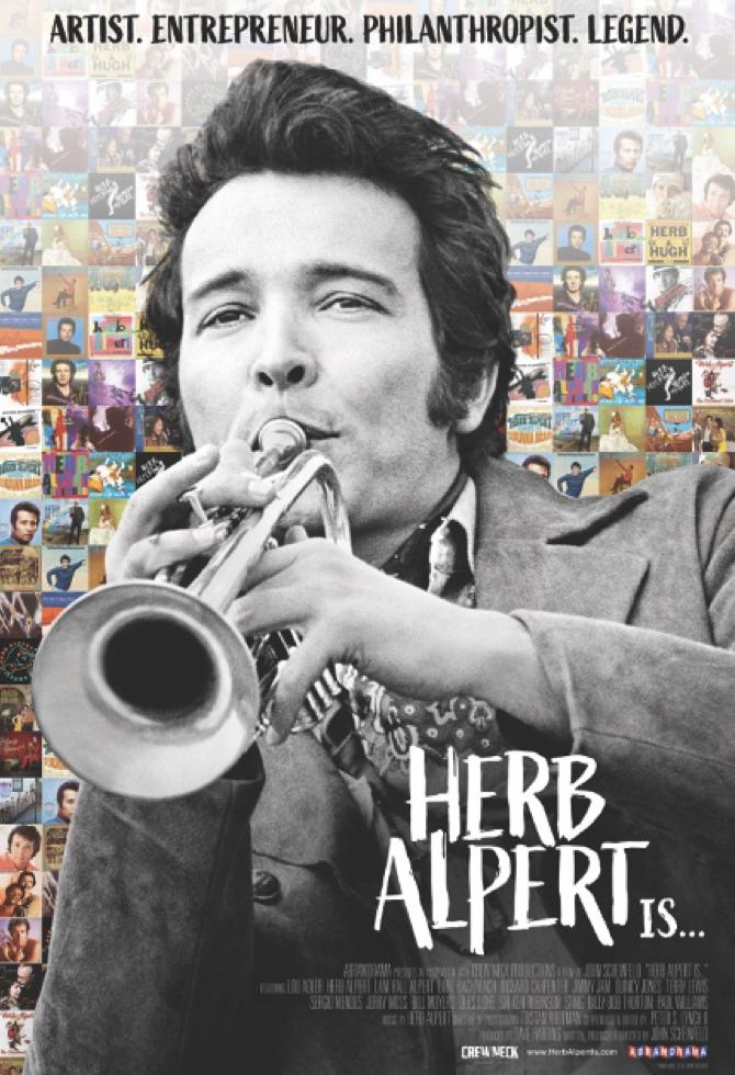 Herb Albert Is... Poster