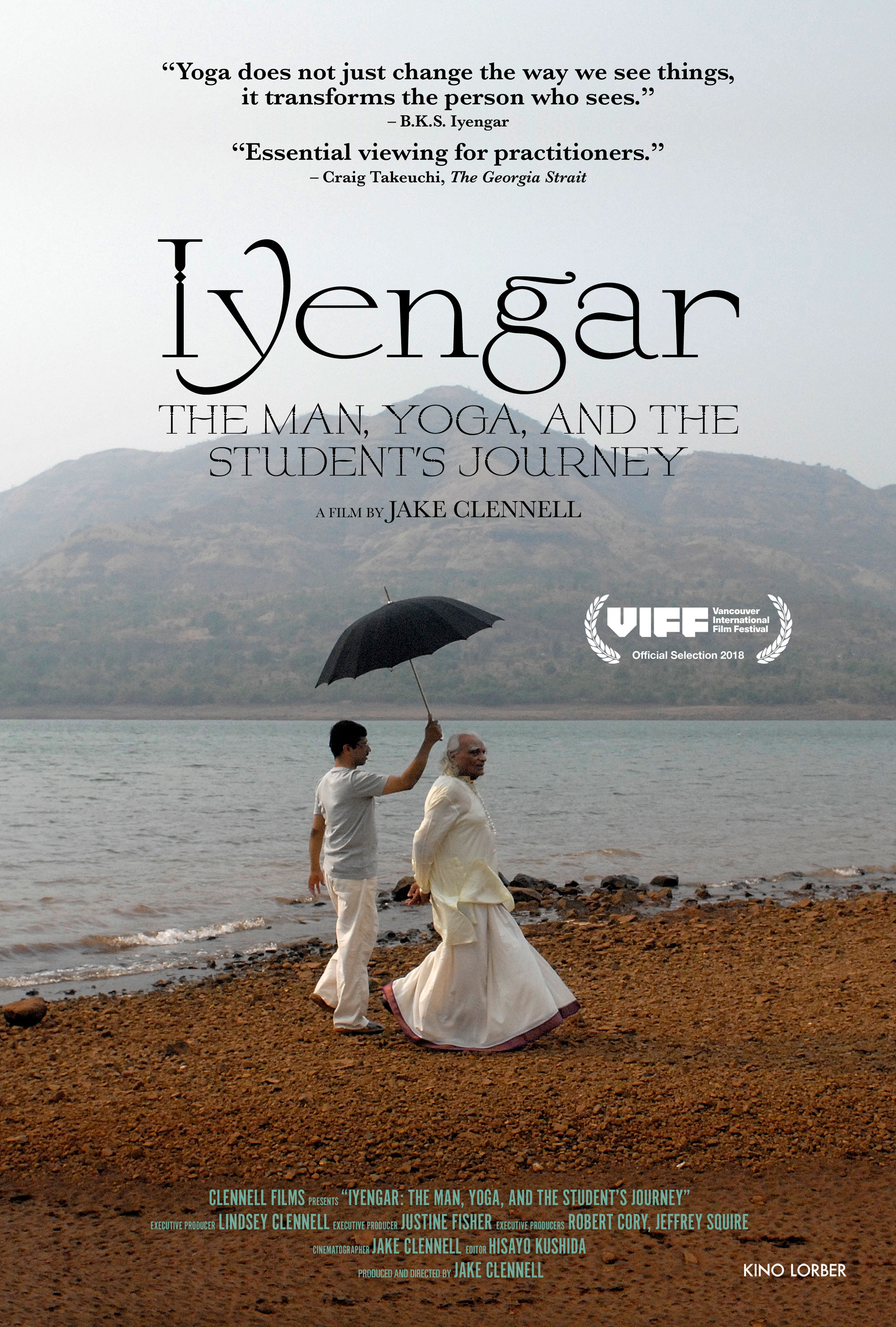 Iyengar: The Man, Yoga, and the Student's Journey Poster
