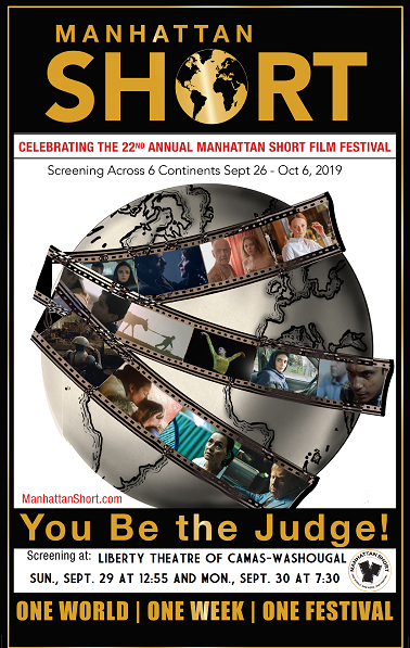 MANHATTAN SHORT Film Festival Poster