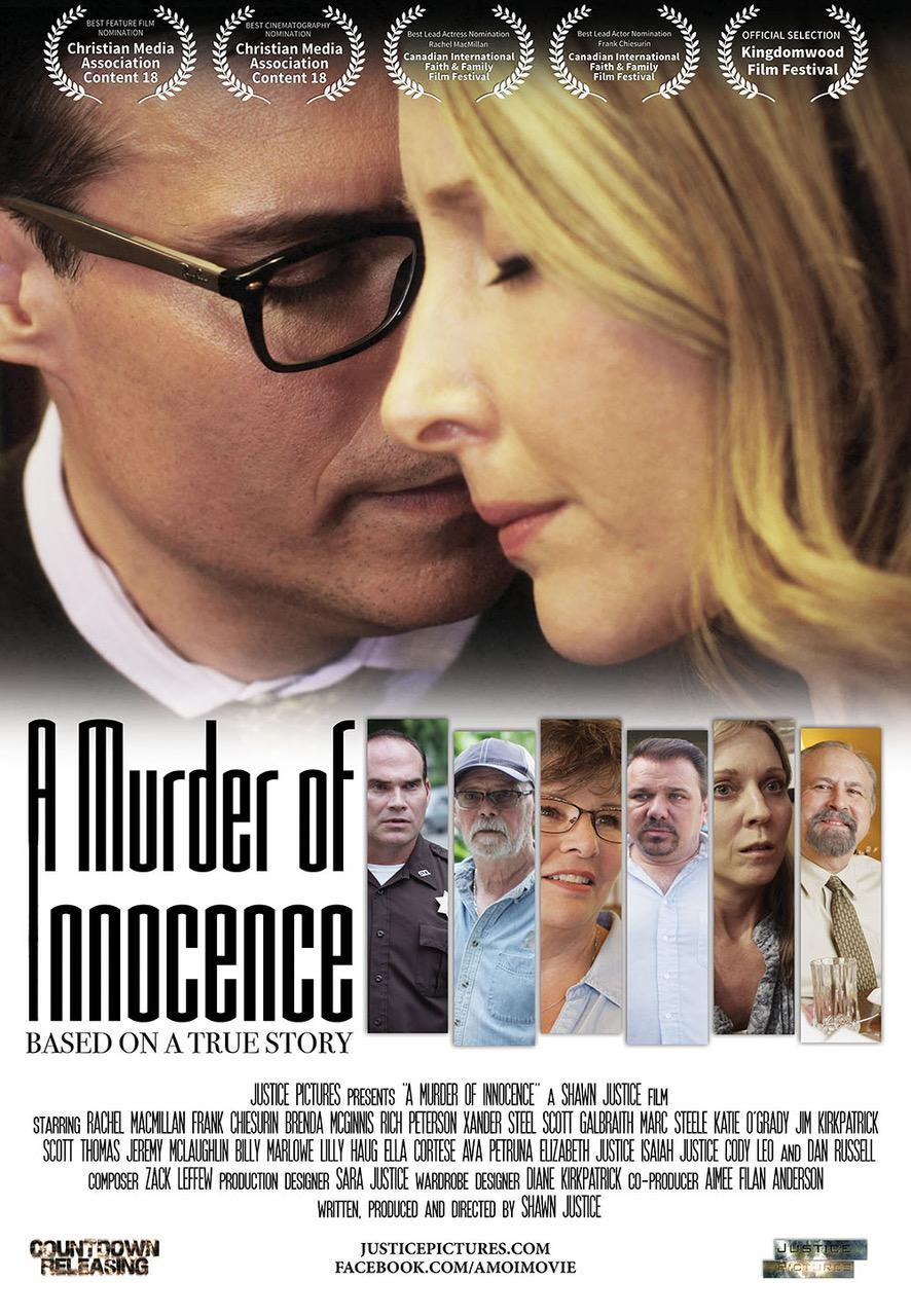 A Murder of Innocence Poster