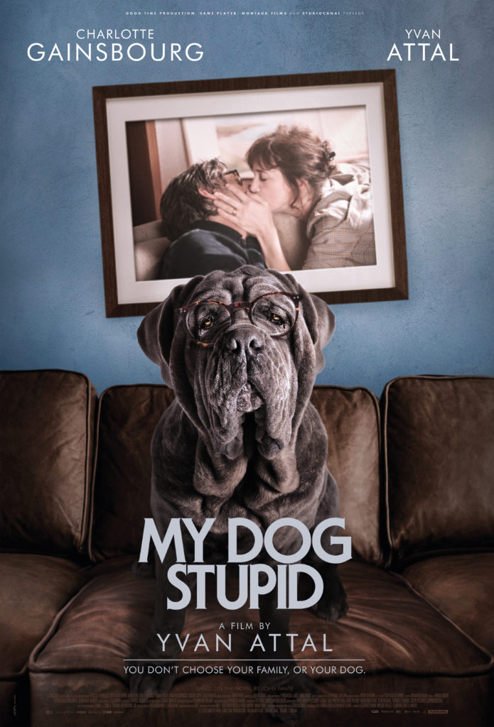 My Dog Stupid (Mon chien stupide) Poster
