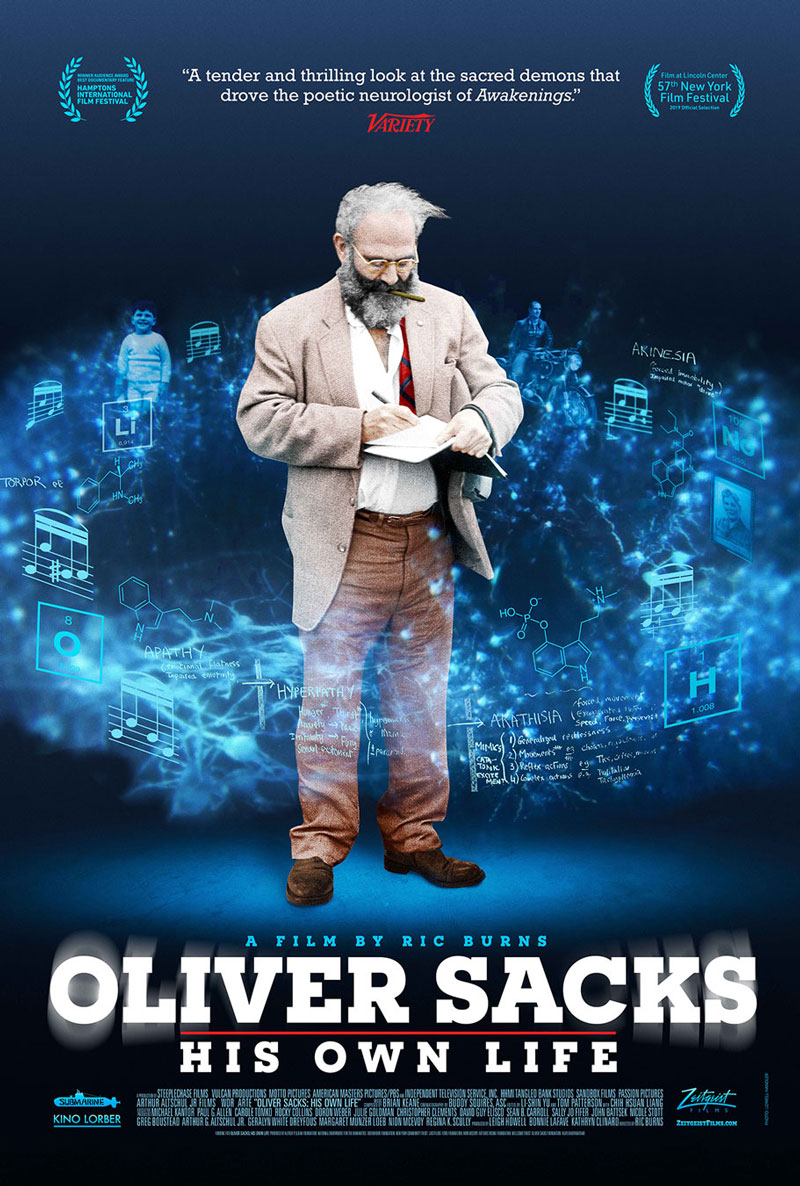 Oliver Sacks: His Own Life Poster