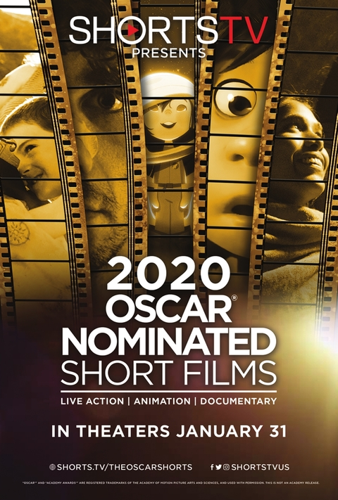 2020 Oscar Nominated Shorts - Live Action Poster