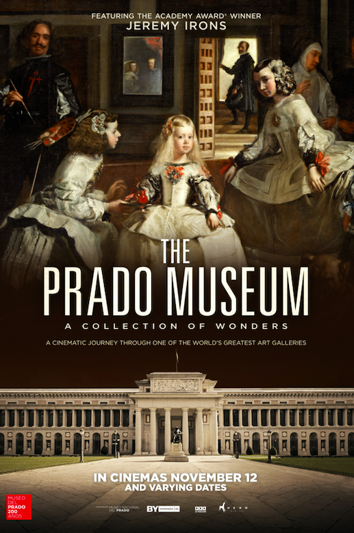 The Prado Museum: A Collection of Wonders Poster