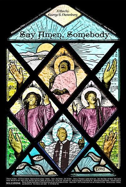 Say Amen, Somebody Poster