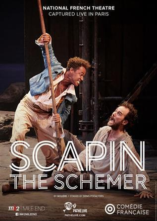 Scapin the Schemer - Comèdie-Francaise