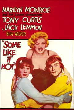Some Like It Hot (1959) Poster
