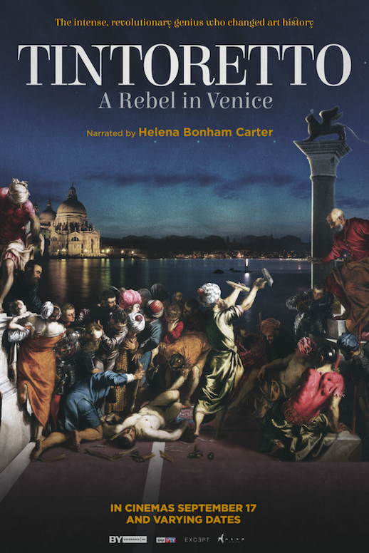 Tintoretto. A Rebel in Venice (Tintoretto. Un ribe Poster