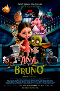 Ana y Bruno Poster