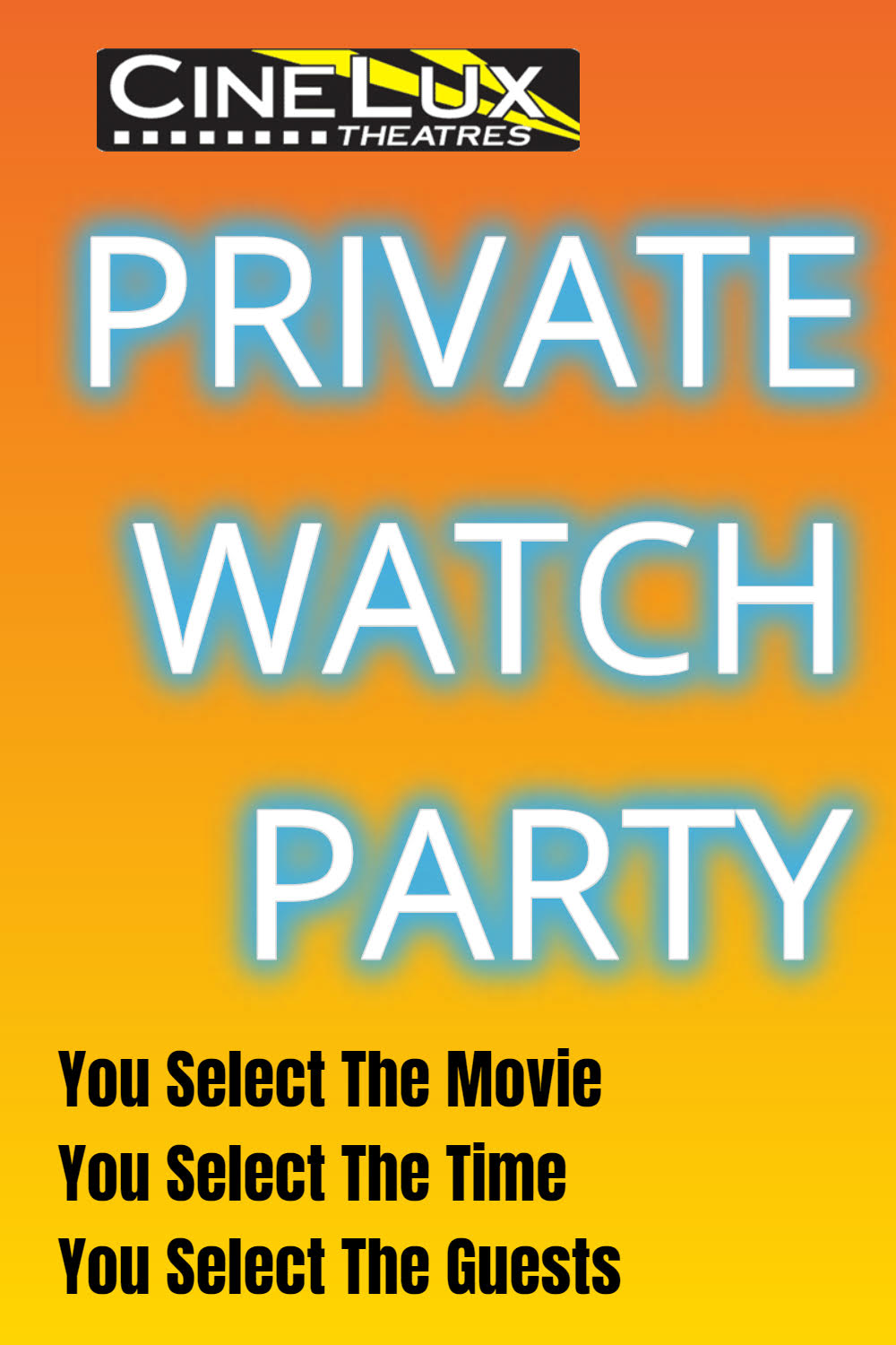 Poster of Private Watch Party