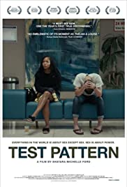Poster for Test Pattern