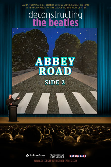 Poster for Deconstructing Abbey Road: Side Two