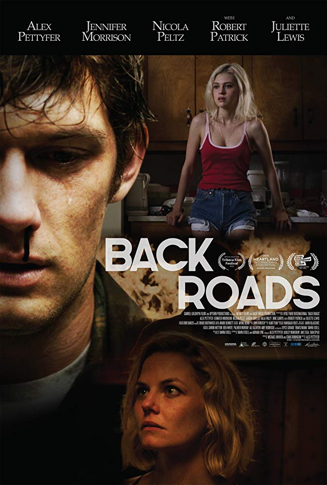 Poster for Back Roads