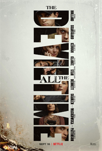 Poster for The Devil All the Time
