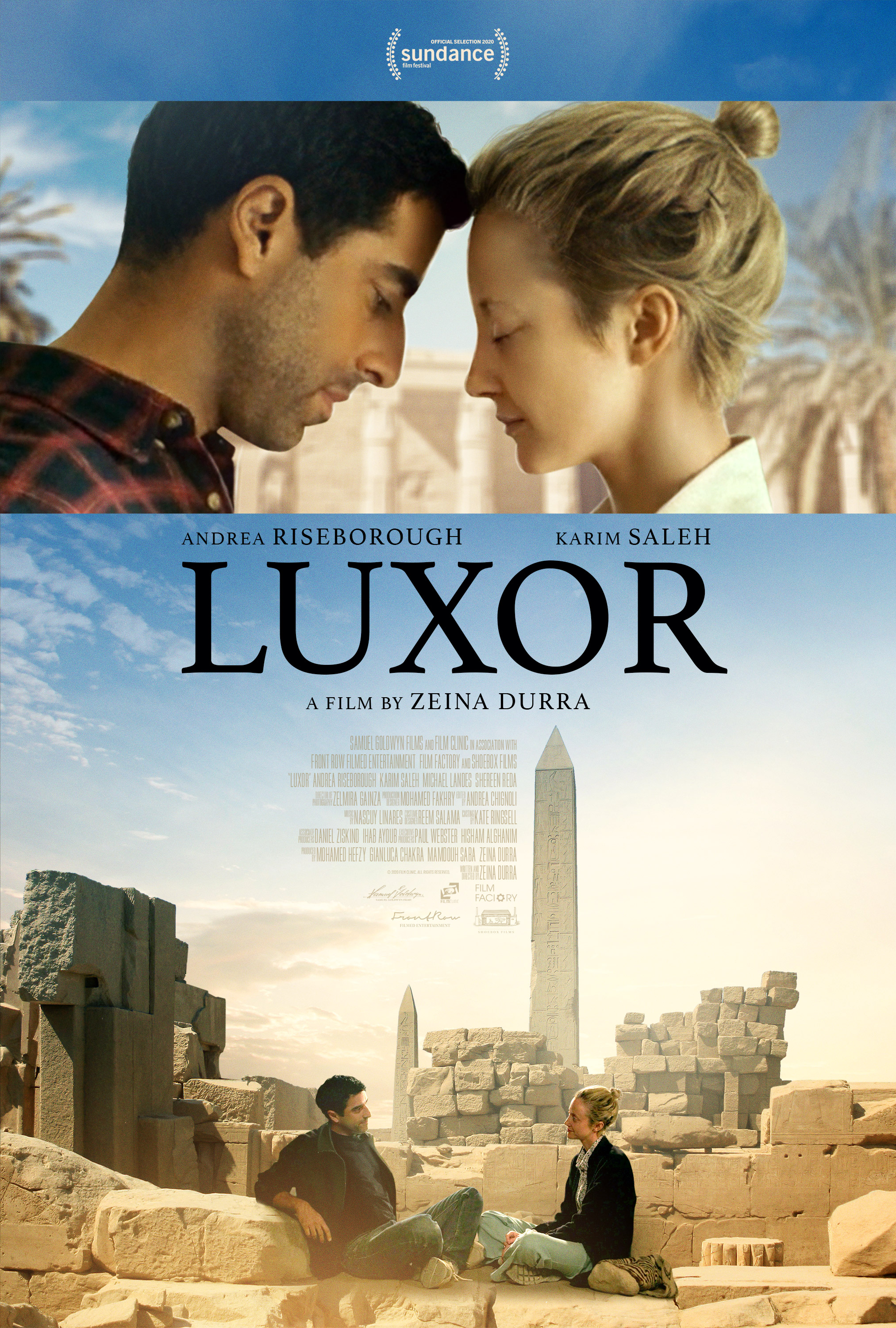 Poster for Luxor