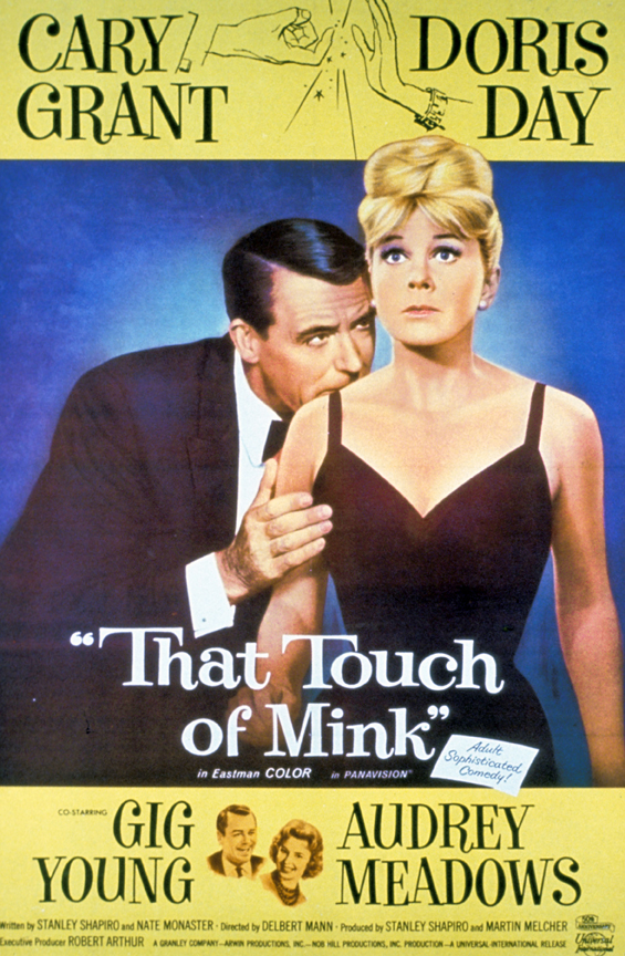 Poster for That Touch of Mink