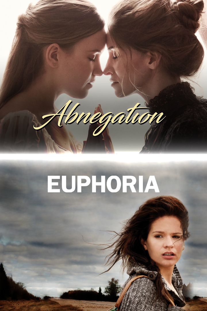 Poster of Abnegation & Euphoria (Virtual Cinema)