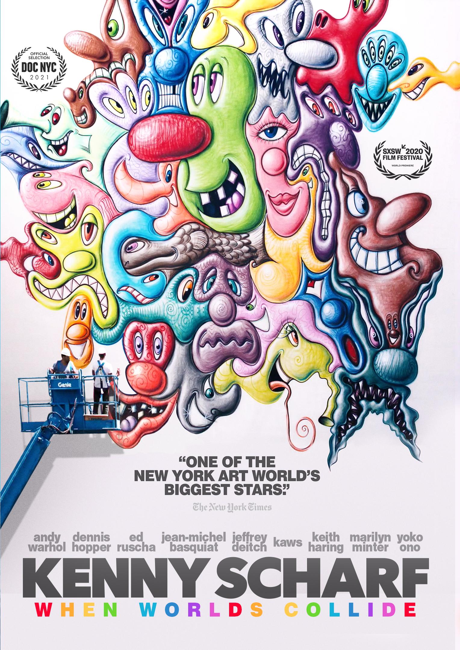 Kenny Scharf: When Worlds Collide (Virtual Cinema)