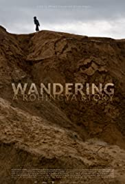 Poster of Wandering, a Rohingya Story (Virtual Cinema)