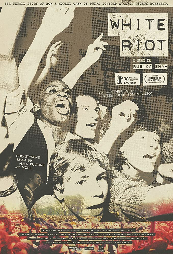 Poster of White Riot