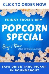 Poster for Popcorn Special Friday Night Pickup