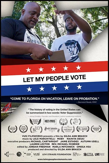 Poster of Let My People Vote
