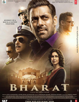 Poster of Bharat (Hindi)