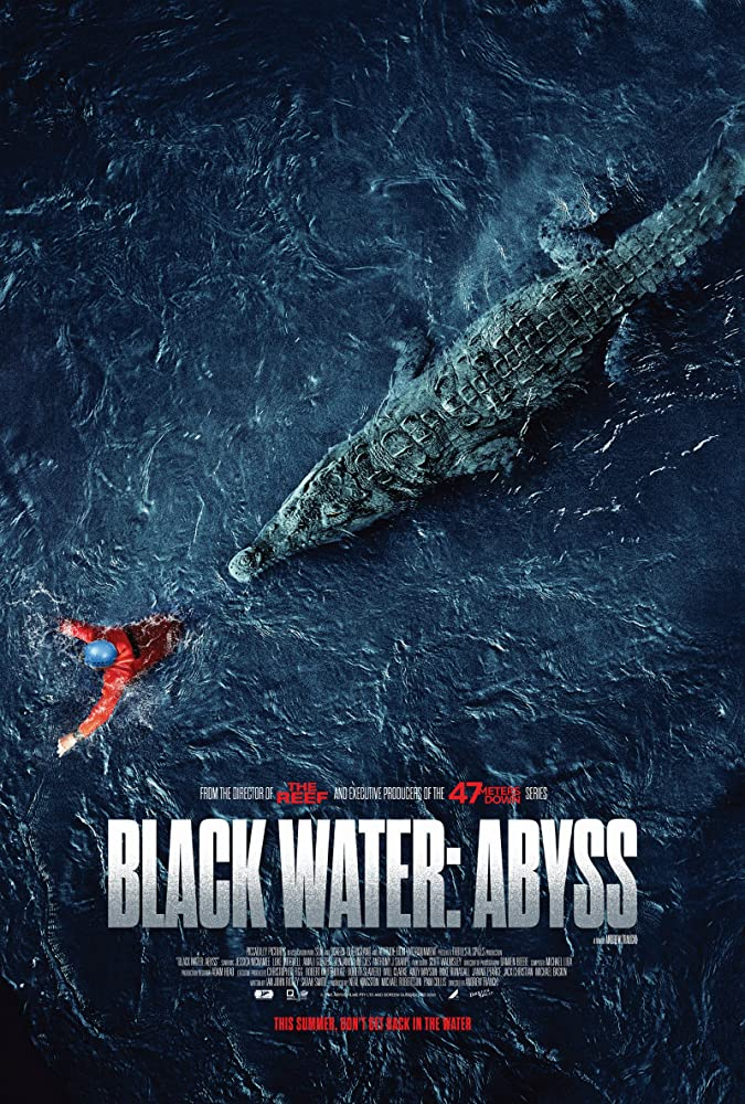 Poster of Black Water: Abyss