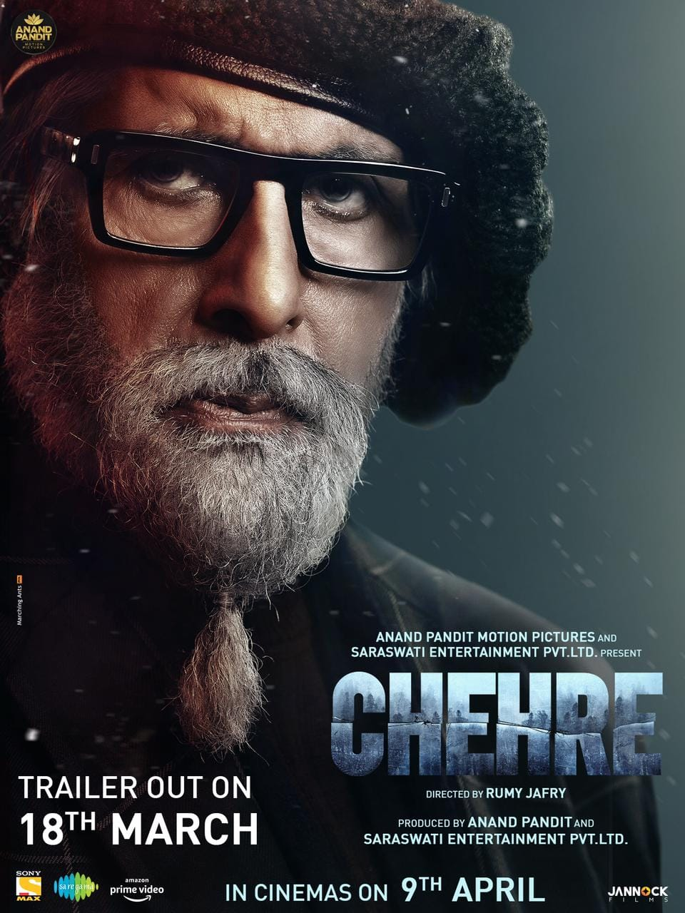 Poster of Chehre