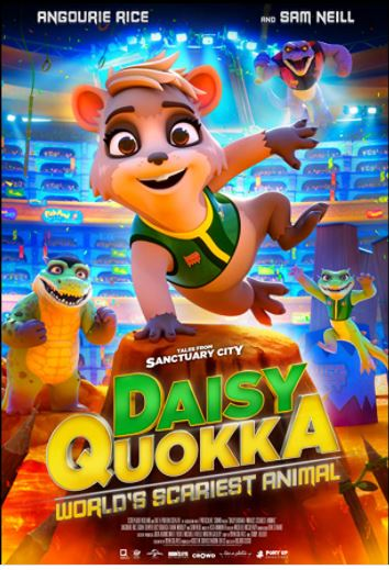 Poster of Daisy Quokka: World