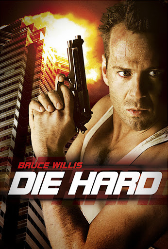 Poster of Die Hard (1988 Remastered)