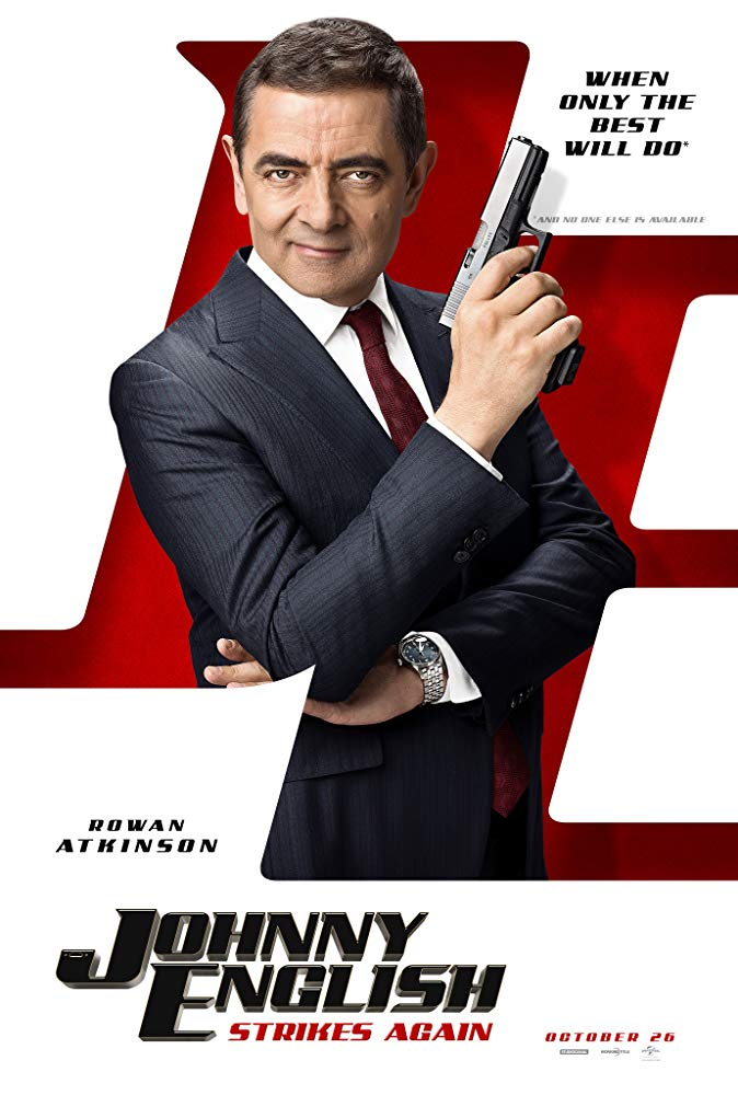 Poster of Johnny English 3