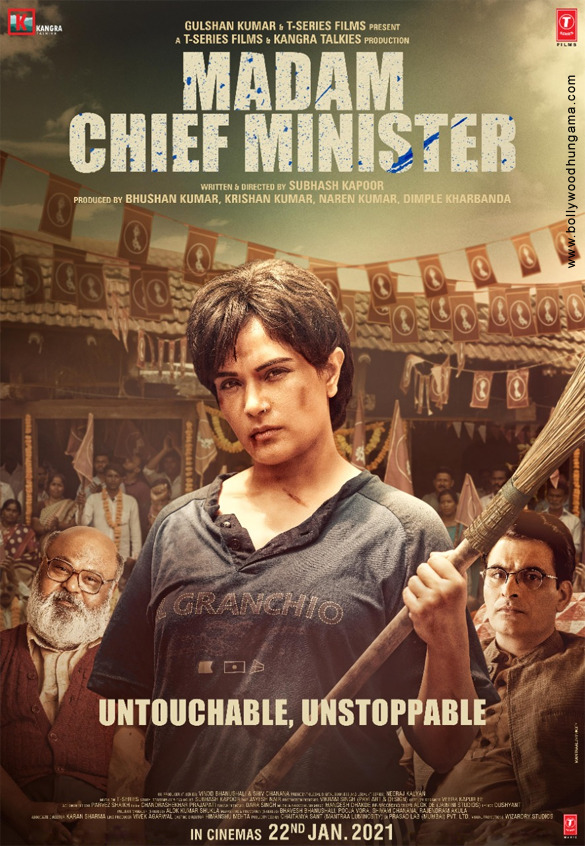 Poster of Madam Chief Minister