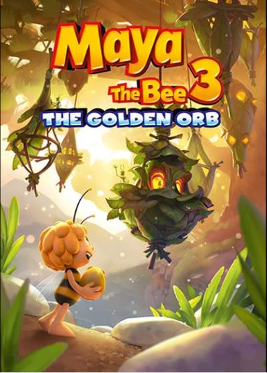 Poster of Maya the Bee 3: The Golden Orb