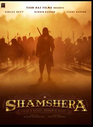 Poster of Shamshera