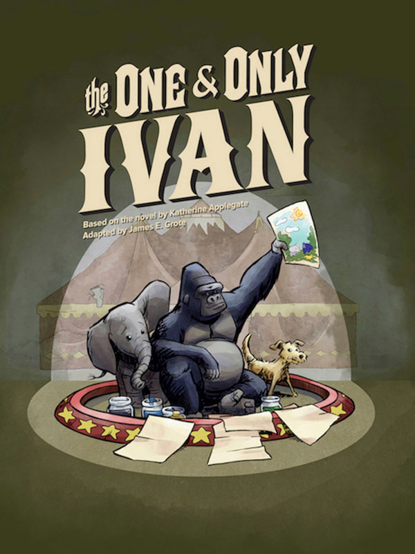 Poster of The One and Only Ivan