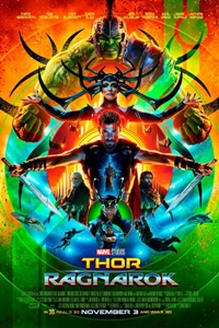 Opening Night Fan Event Thor: Ragnarok Poster