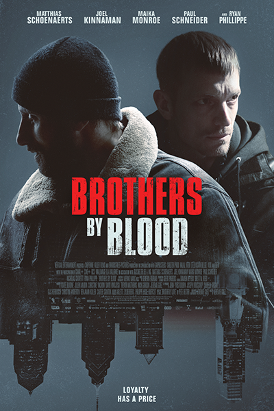 Brothers By Blood Poster