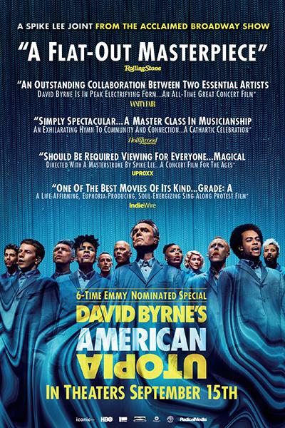 David Byrne's American Utopia (American Utopia) Poster