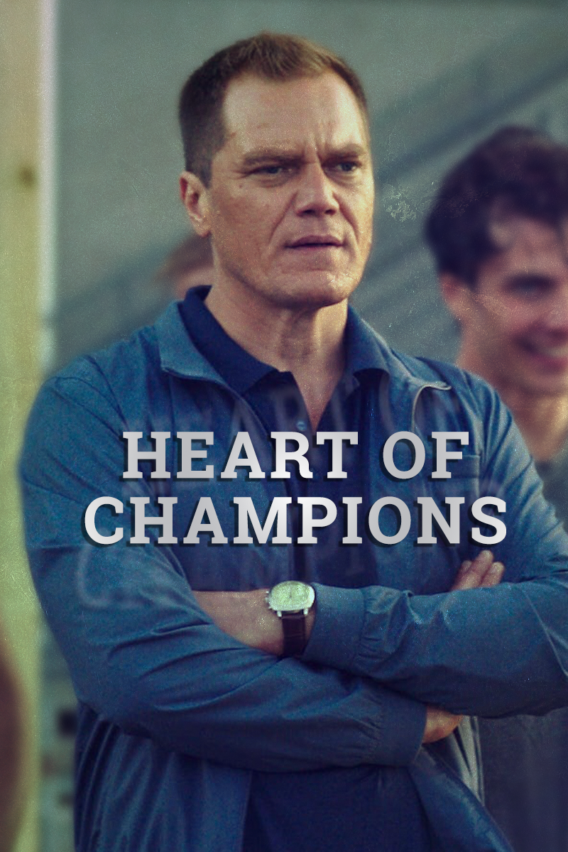 Poster of Heart Of Champions