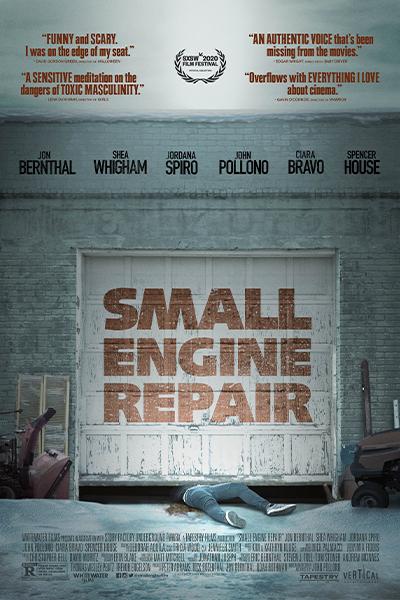 Small Engine Repair Poster