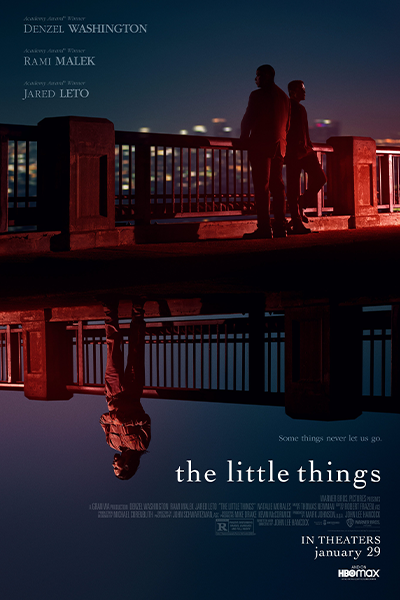 The Little Things Poster