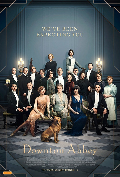 Poster of Downton Abbey