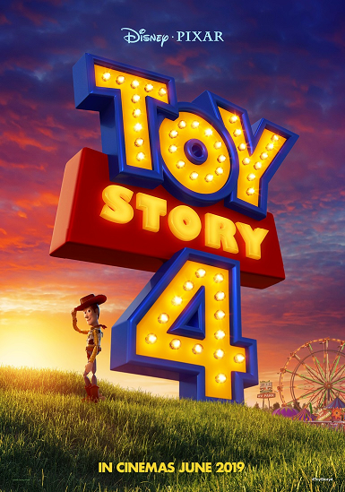 Poster of Toy Story 4