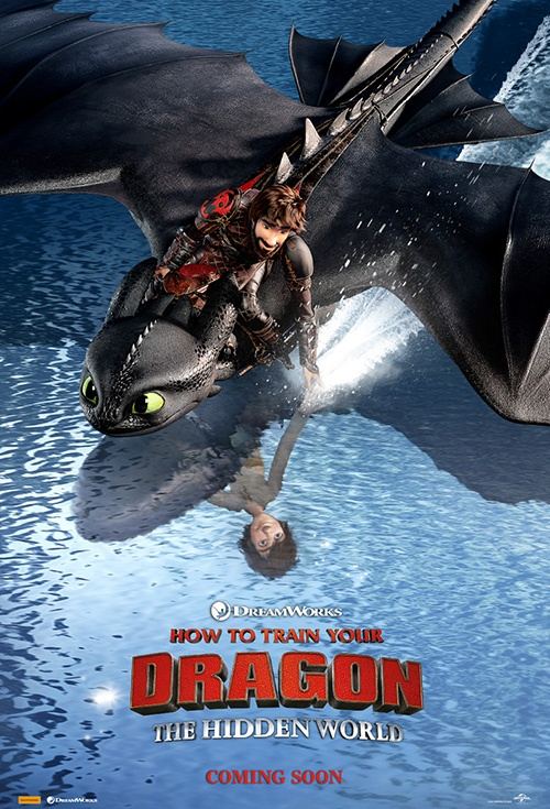 Poster of How to Train Your Dragon: The Hidden World