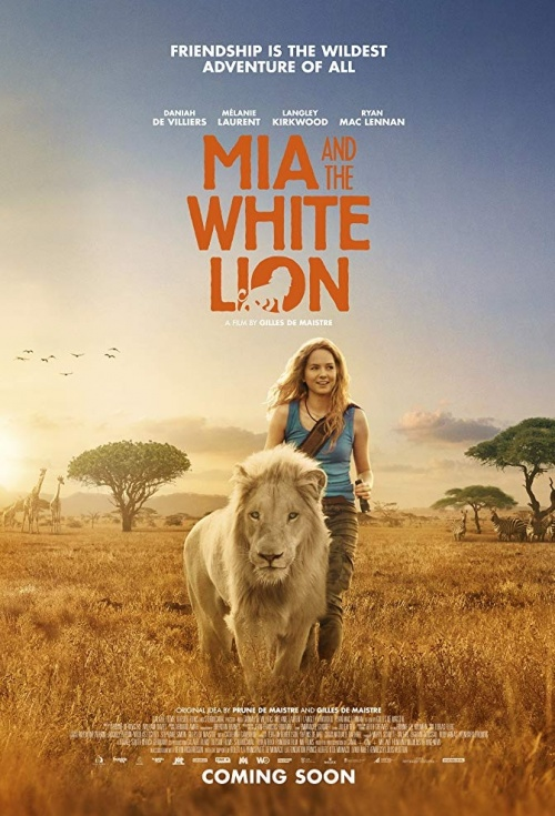 Poster of Mia and the White Lion